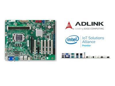 凌华科技发布ATX工业母板新品 支持高级自动化系统