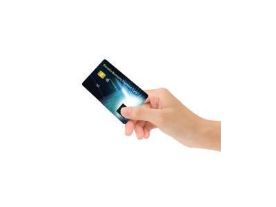 金雅拓发布首款用于非接触式支付的生物识别EMV卡