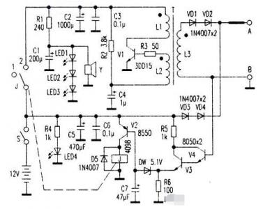 自制电子捕鼠器就是这么简单!附电路图