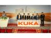 百年企业KUKA履行对中国市场的长期承诺