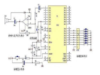 【DIY】工程师老爸们,快来给自家孩子设计一款简易电子琴吧!(附电路图)