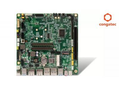 康佳特推出高端Mini-ITX主板 支持各种处理器插槽