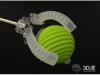 """软机器人""""基础性进展"""":机器人可检测运动、压力、触摸和温度"""