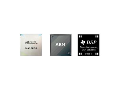 对比ARM、DSP、FPGA:我们真的不一样
