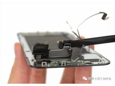 苹果iphone X最详细拆解,从零部件看iPhone X的不同