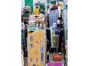 17岁的学生用废弃电子元器件搭建的一座城