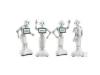 服务机器人市场迎来爆发期,主要原因是人口老龄化趋势加快