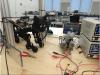 两个大学生打造的四足机器猫,STM32、树莓派等核心硬件平台大公开