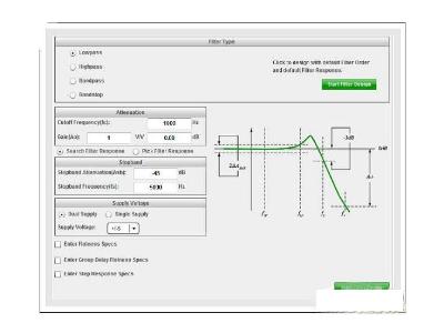 如何设计低通模拟滤波器