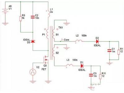 【技术分享】详解单电源产生多输出时的交叉调整率