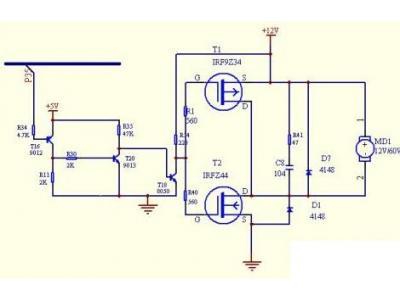 如何通过单片机对直流电机进行调速测试
