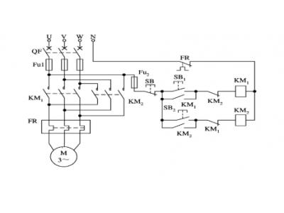 如何实现三相鼠笼式电动机正反转控制