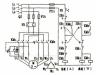 三相鼠笼式电动机变极调速控制电路图解