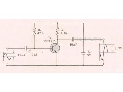 晶体三极管放大电路的工作原理