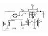变压器的噪声活跃节点相位干燥绕法抑制EMI