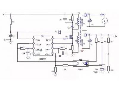 变频器开关电源模块常见问题检测办法
