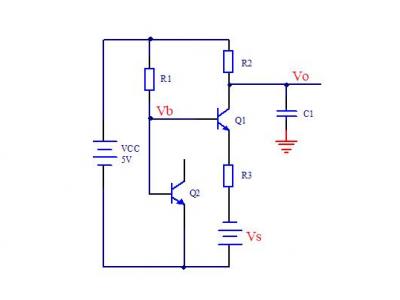 取样+放大一体化的电流采样设计