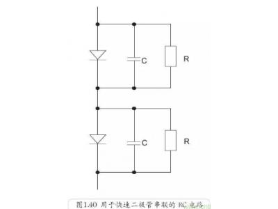 二极管为什么不能并联或者串联?