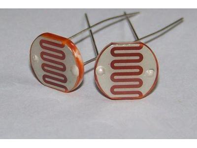 光敏电阻的结构、原理及种类解析