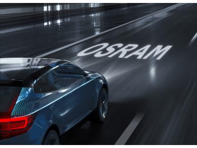 欧司朗研发新款LED智能车头灯,内置超2.5万个可控独立像素