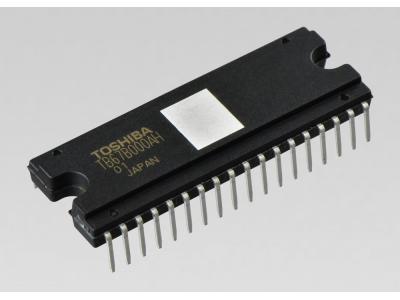 東芝推出適用于3相無刷電機的600V正弦波PWM驅動器IC