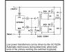 變壓器驅動半橋電路結構詳解