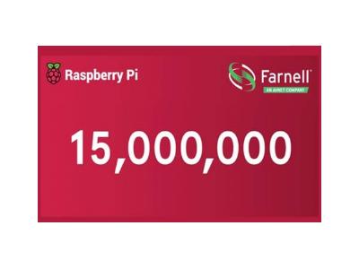 e络盟Raspberry Pi计算机全球销量突破1500万台