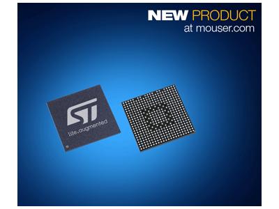 ST采用Linux发行版的STM32MP1 MPU在贸泽开售  为物联网应用开发提速