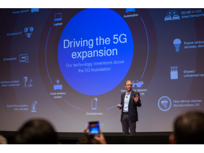 高通首席技术官:5G+AI是至关重要的组合