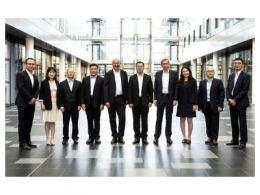 罗德与施瓦茨在慕尼黑总部欢迎中国汽车技术研究中心有限公司代表团到访