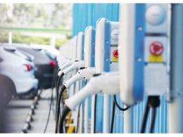 充电桩需求不断增加,同比增长 67.0%
