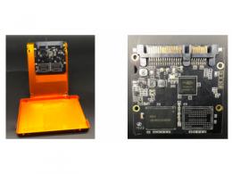 台电极光A850启用国产SSD主控芯片