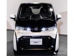 丰田的超小纯电动汽车,竟然是一款老头乐?