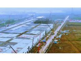 """特斯拉上海超級工廠已經就緒,只差政府批準這陣""""東風""""?"""