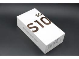 三星发布软件补丁修复Galaxy S10和Note 10的指纹识别问题