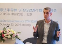 当STM32遇上Linux操作系统,一下子碰撞出STM32MP1