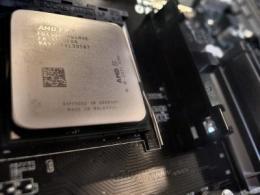 AMD 第三季度营收及第四季展望不理想,问题不大?