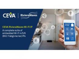 AIC愛科微半導體獲得CEVA 802.11ax Wi-Fi 6 IP授權許可