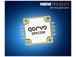面向商业和军事应用的Qorvo QPA2308 60W GaN