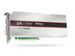 Achronix和BittWare推出采用Speedster7t独立FPGA芯片的VectorPath加速卡