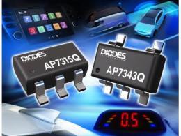 Diodes Incorporated 符合汽车规格之线性稳压器