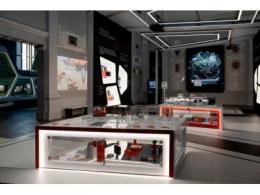 艾比森LED助力俄罗斯建成最大多媒体石油行业展馆