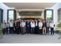 日本松下代表團蒞臨蘇州杰銳思智能科技股份有限公司參觀考察