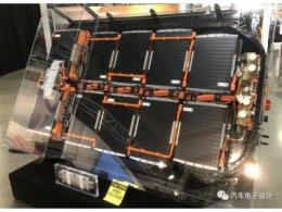 福特野马 Mach-E 的电池结构分析
