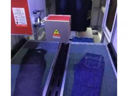 牛仔褲這么流行,如果用上激光技術會怎么樣?