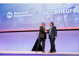 罗克韦尔自动化与埃森哲、微软、PTC、ANSYS 和 EPLAN 通力协作