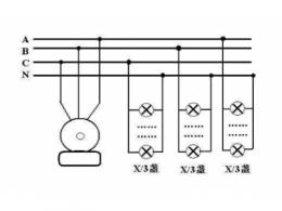 三相电、线电压、零线、火线、线电压等电工名词详解