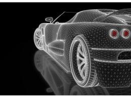 苹果又一项汽车专利,将汽车盲点投影到显示屏