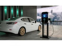 全國電動汽車充電樁情況報告:北上廣占據 76.5%