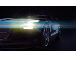 LED 车头灯设计实例
